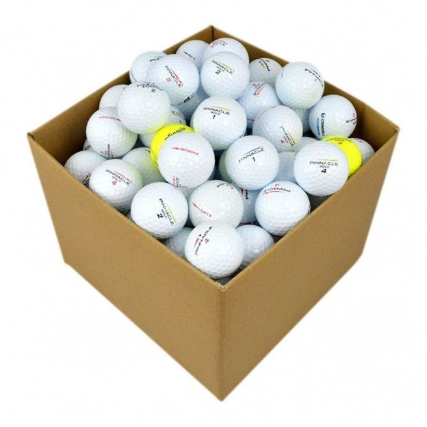 pelota de golf second chance